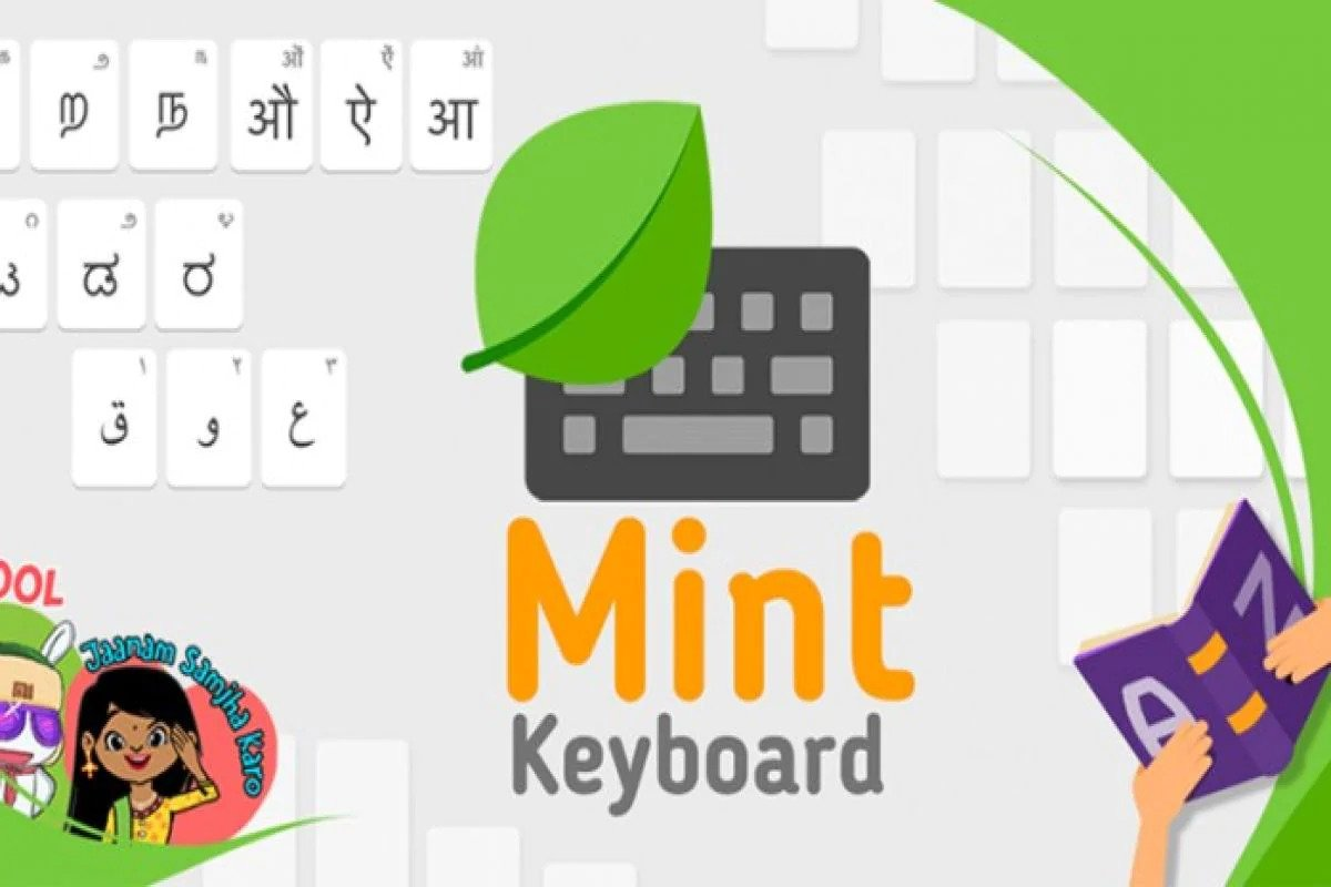 Type Hindi & Other 25 Indian Languages with Mint Keyboard 2020