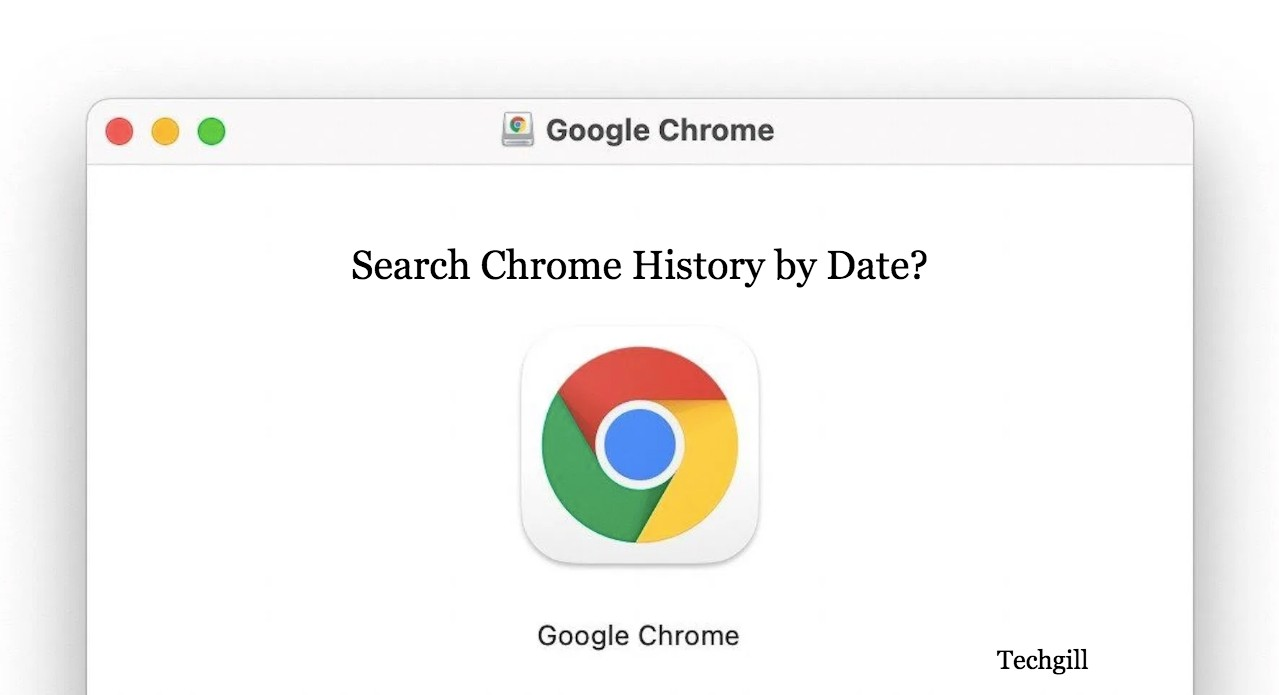 chrome history by date
